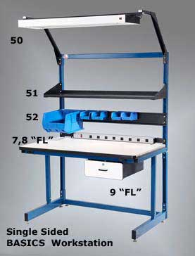 Cool Pro Line Basics Workbench Pro Line Series Pro Line Customarchery Wood Chair Design Ideas Customarcherynet