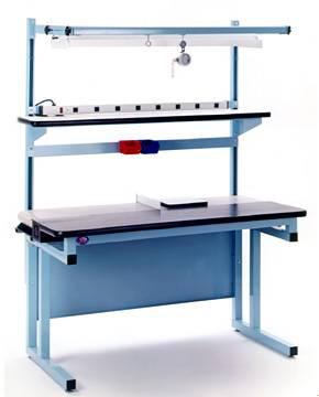 Pro-Flow Belt Conveyor Workbenches - Pro-Line Series - Pro-Line Workbenches and Lab Furniture
