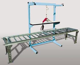 Flex Line Open Frame Workbench Pro Line Series Pro
