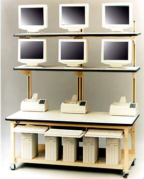 Ordinaire With Pro Lineu0027s Modular Design Itu0027s Easy To Configure The LAN Workbench You  Need.